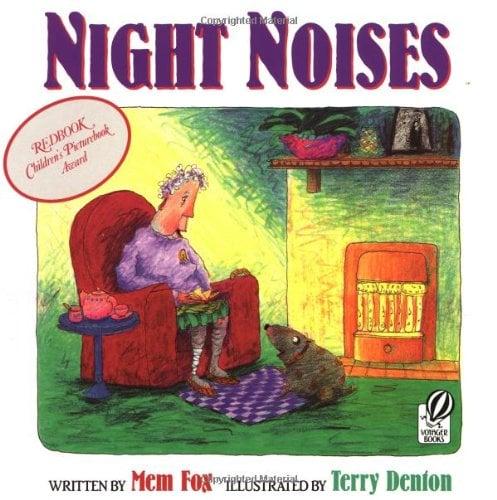 Night Noises 9780152574215