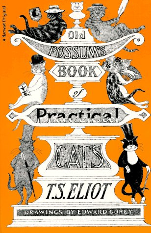 Old Possum's Book of Practical Cats 9780156685689