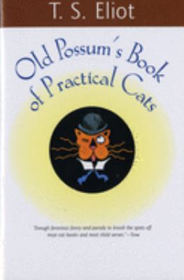 Old Possum's Book of Practical Cats 9780156685702