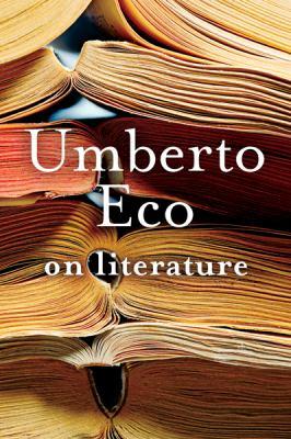 On Literature 9780156032391