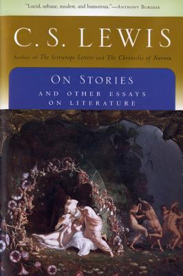 On Stories: And Other Essays on Literature 9780156027687