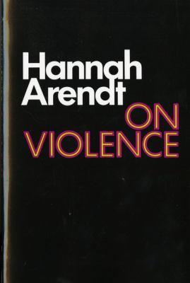On Violence 9780156695008