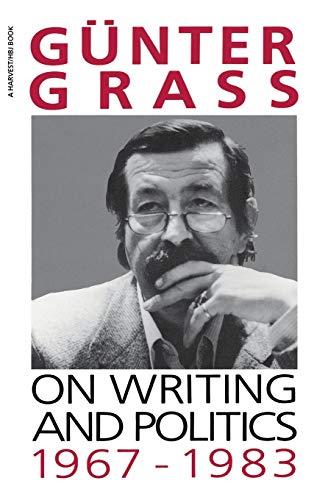 On Writing and Politics, 1967-1983 9780156687935