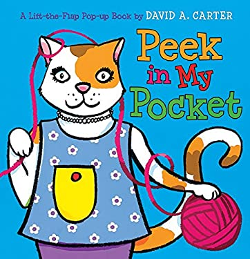 Peek in My Pocket 9780152058074