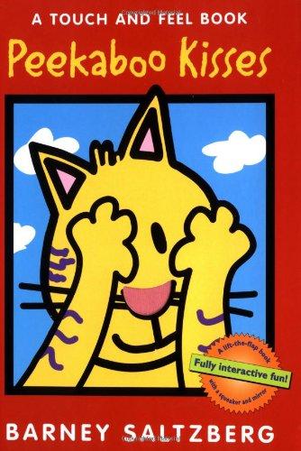 Peekaboo Kisses 9780152165413