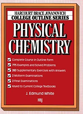 Physical Chemistry 9780156016575