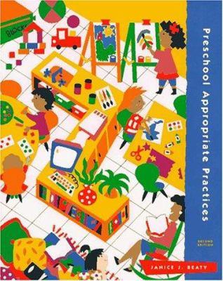 Preschool Appropriate Practices 9780155026339