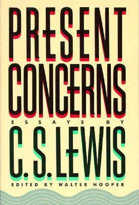 Present Concerns 9780151739486