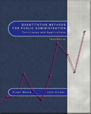 Quantitative Methods - 3rd Edition