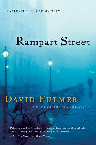 Rampart Street 9780156030519