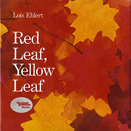 Red Leaf, Yellow Leaf 9780152661977