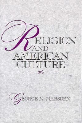 Religion and American Culture