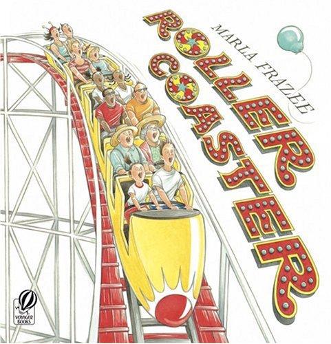 Roller Coaster 9780152057442