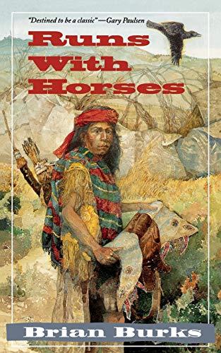Runs with Horses 9780152009946
