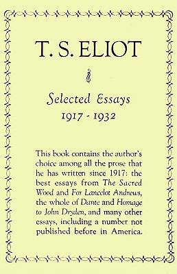Selected Essays 9780151803873