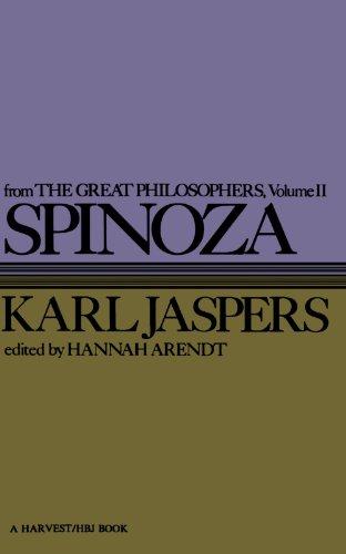Spinoza 9780156847308