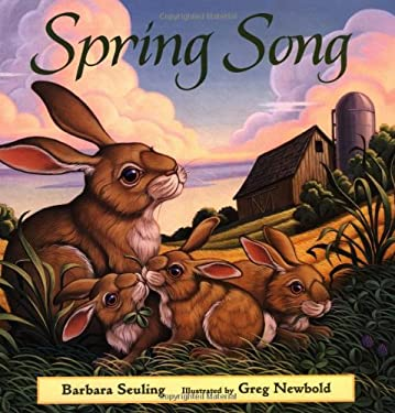 Spring Song 9780152023171