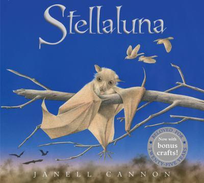 Stellaluna 9780152062873