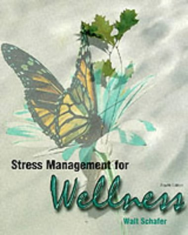 Stress Management for Wellness 9780155079434