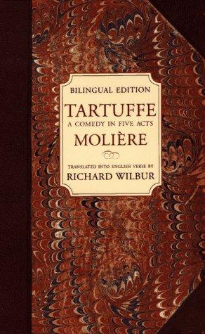 Tartuffe, by Moliere 9780151002818