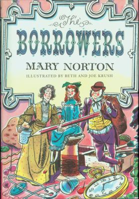 The Borrowers 9780152099879