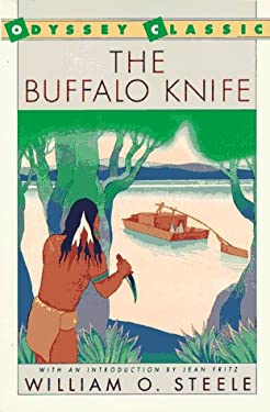 The Buffalo Knife 9780152132125