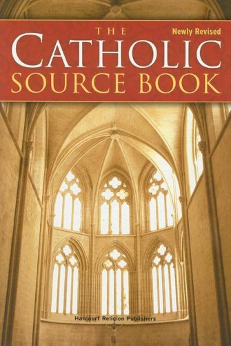 The Catholic Source Book 9780159018835