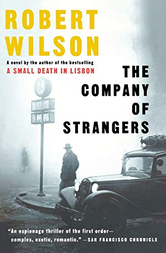 The Company of Strangers 9780156027106