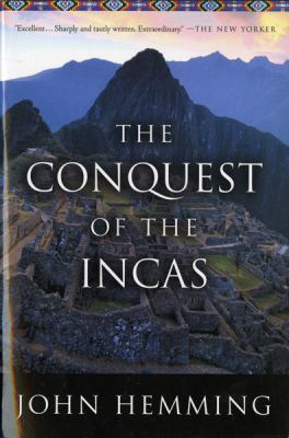 The Conquest of the Incas 9780156028264