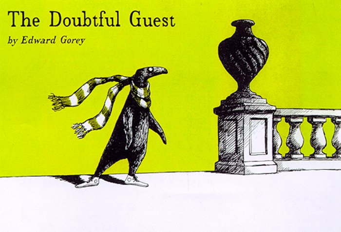 The Doubtful Guest 9780151003136