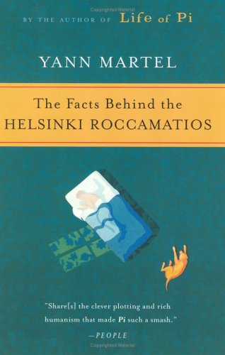 The Facts Behind the Helsinki Roccamatios 9780156032452