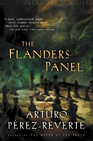 The Flanders Panel 9780156029582