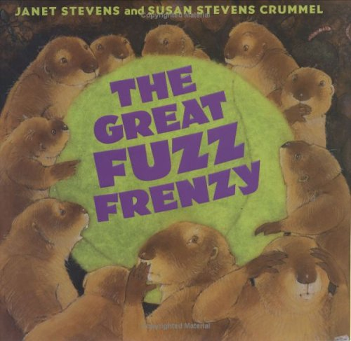 The Great Fuzz Frenzy 9780152046262