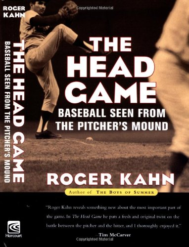 The Head Game: Baseball Seen from the Pitcher's Mound 9780156013048