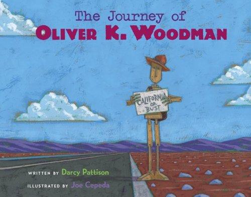 The Journey of Oliver K. Woodman 9780152061180