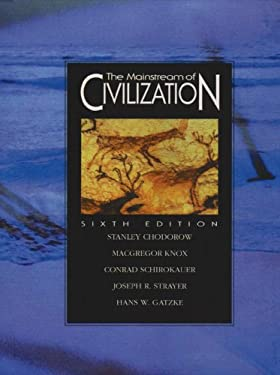 The Mainstream of Civilization 9780155011977