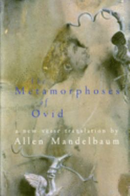 The Metamorphoses of Ovid 9780156001267