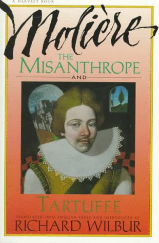 The Misanthrope and Tartuffe, by Moliere 9780156605175