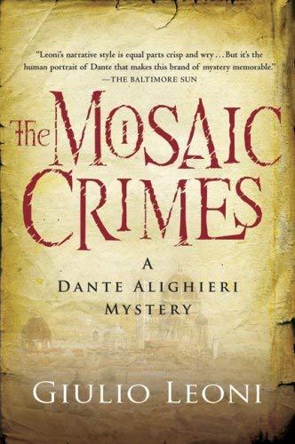 The Mosaic Crimes 9780156032681