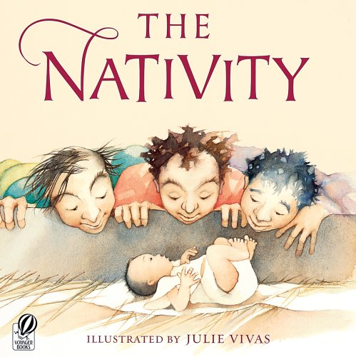 The Nativity 9780152060855