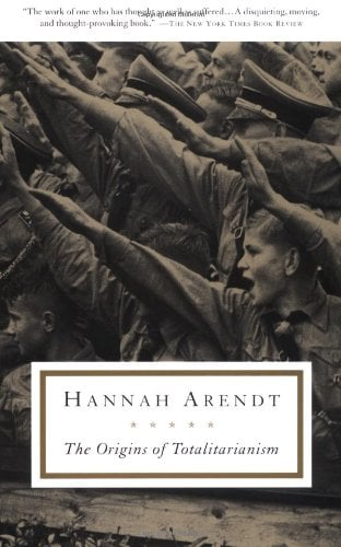 The Origins of Totalitarianism 9780156701532
