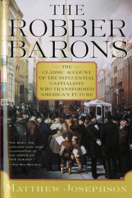 The Robber Barons 9780156767903
