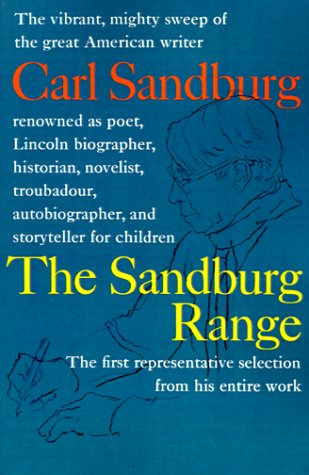 The Sandburg Range 9780156014083