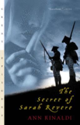 The Secret of Sarah Revere 9780152046842