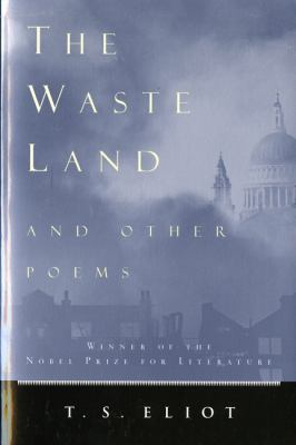 The Waste Land and Other Poems 9780156948777