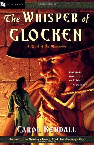The Whisper of Glocken 9780152025175