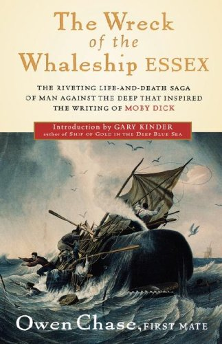 The Wreck of the Whaleship Essex 9780156006897