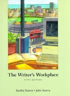 The Writer's Workplace 9780155081369