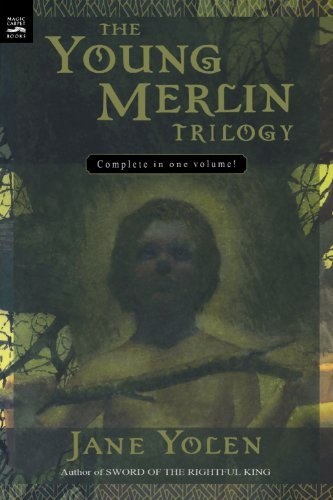 The Young Merlin Trilogy: Passager, Hobby, and Merlin 9780152052119