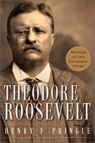 Theodore Roosevelt (Re-Issue) P 9780156028028